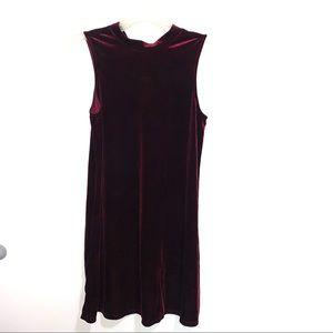 🌷5/$20 Women's Dark Red Velvet Dress